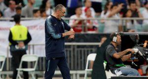 Sarri to leave Chelsea rumours intensifies