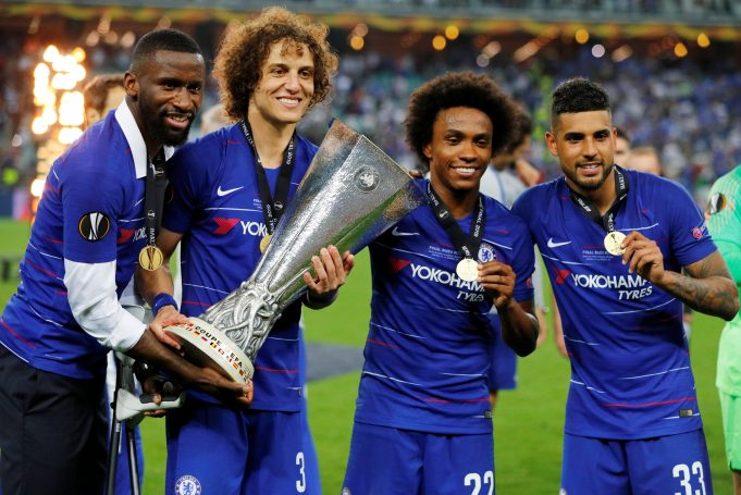 Willian alerts top four rivals about Chelsea's ability
