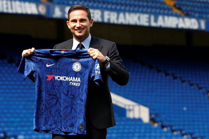 Caballero excited to have Lampard at Chelsea