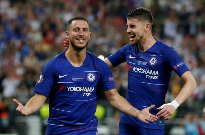 Chelsea Fans Urge Lampard To Choose Youngster Over Jorginho