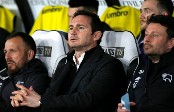 Chelsea's Arrogance In Frank Lampard Appointment Is Greatly Affecting Derby County