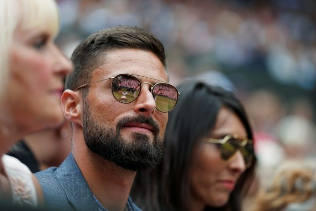 Frank Lampard Does Not Have Time At Chelsea - Olivier Giroud