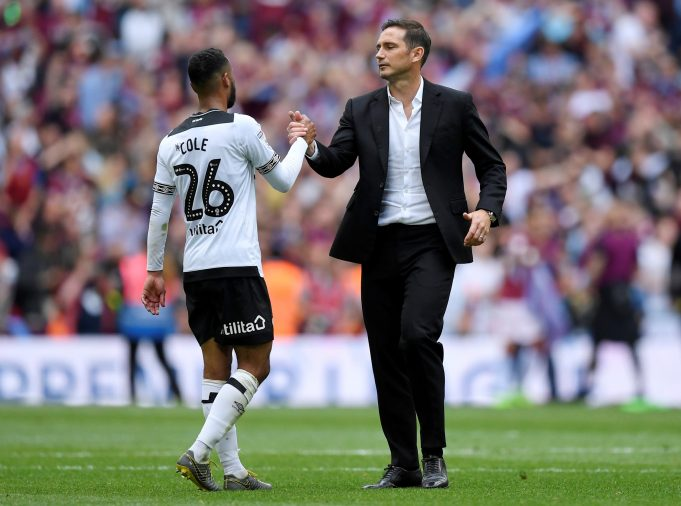 Frank Lampard Forced To Send One Of His Favourite Players Out On Loan