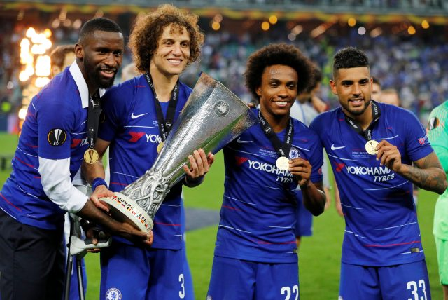 Frank Lampard Leading Chelsea 'In A Different Way Now' - David Luiz