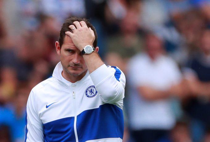 Frank Lampard Shuts Down Chelsea Fans Over Racist Chants