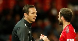 Frank Lampard Singles Out Two Youngsters For Praise In His First Interview