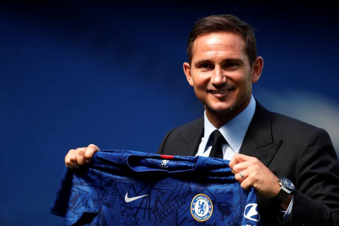 Frank Lampard Willing To Risk It All For Chelsea