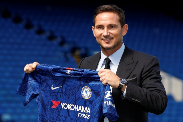 I don't need new signings: Lampard