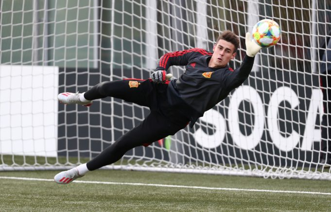 Kepa tipped to play outfield by Green