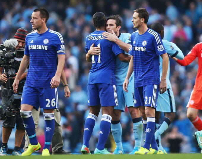 Lampard explains hiring criteria of backroom staff