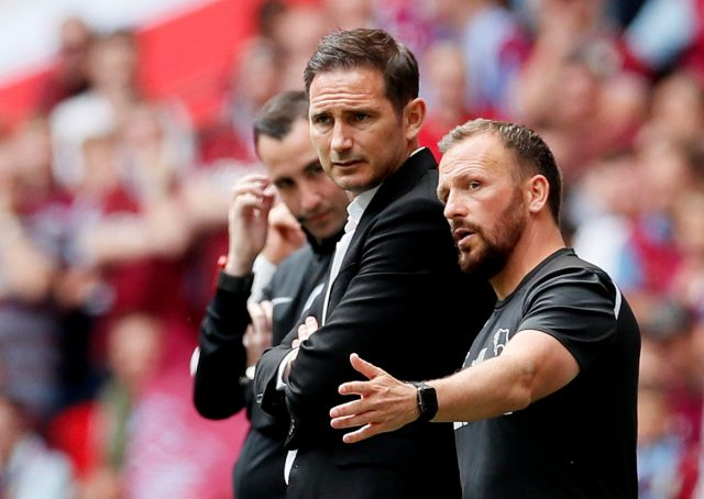 Lampard penned emotional letter by Morris