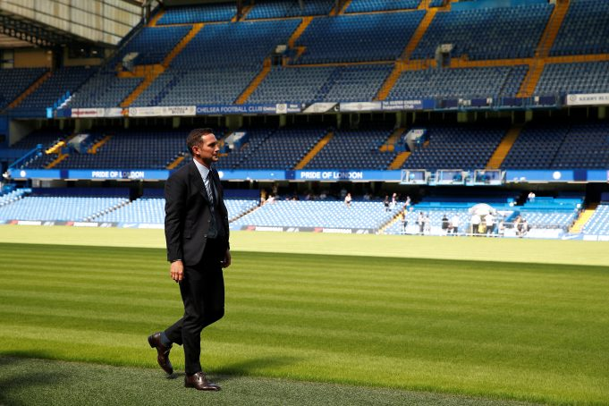 Lampard pleased with Chelsea draw