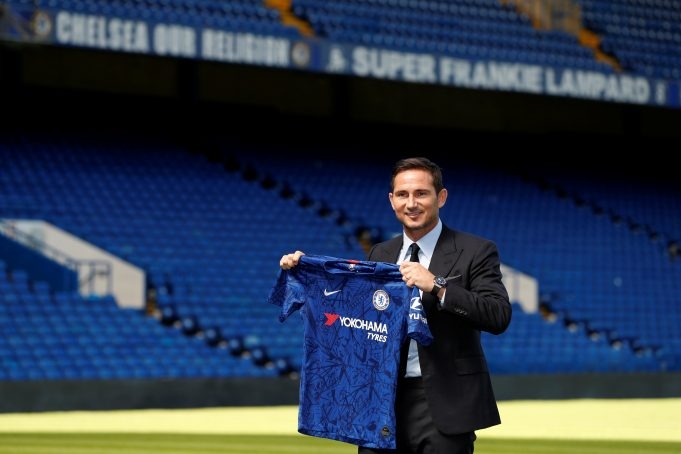 Lampard wants Chelsea to work on fitness
