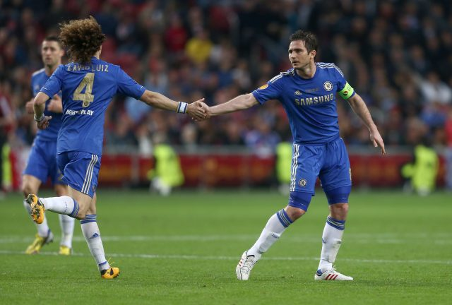 Luiz delighted to be reunited with Lampard