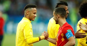Marcelo compares Neymar and Hazard