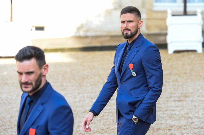 Olivier Giroud Reveals What System Chelsea Will Play Under Next Season