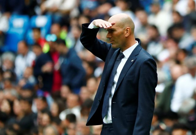 Zinedine Zidane sly dig on Chelsea