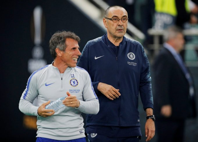 Zola points out Chelsea mistakes after painful exit
