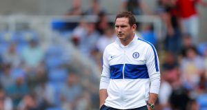 Frank Lampard has decided to offload two players