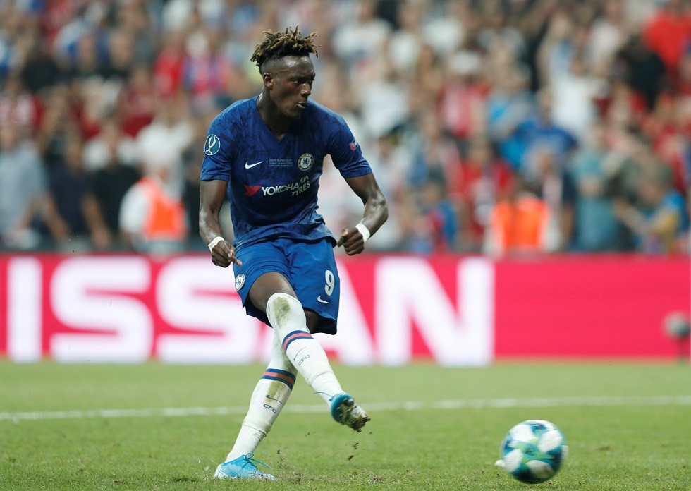 Tammy Abraham compared with Didier Drogba