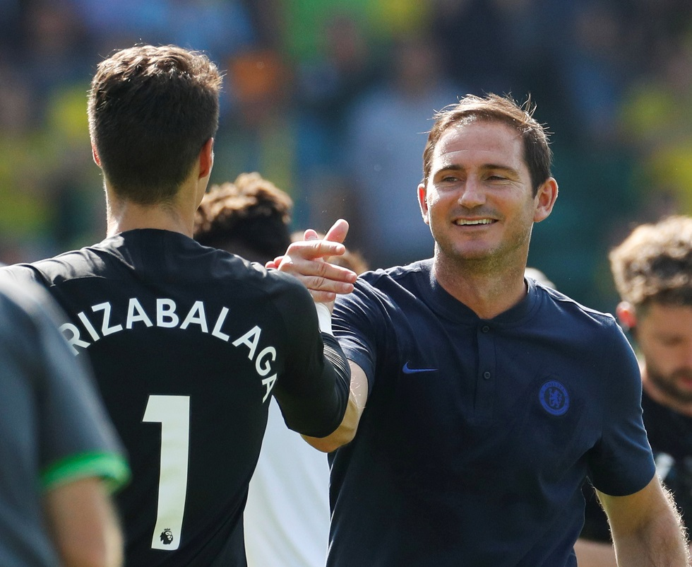 Frank Lampard Believes Current Chelsea Players Can Replace Eden Hazard