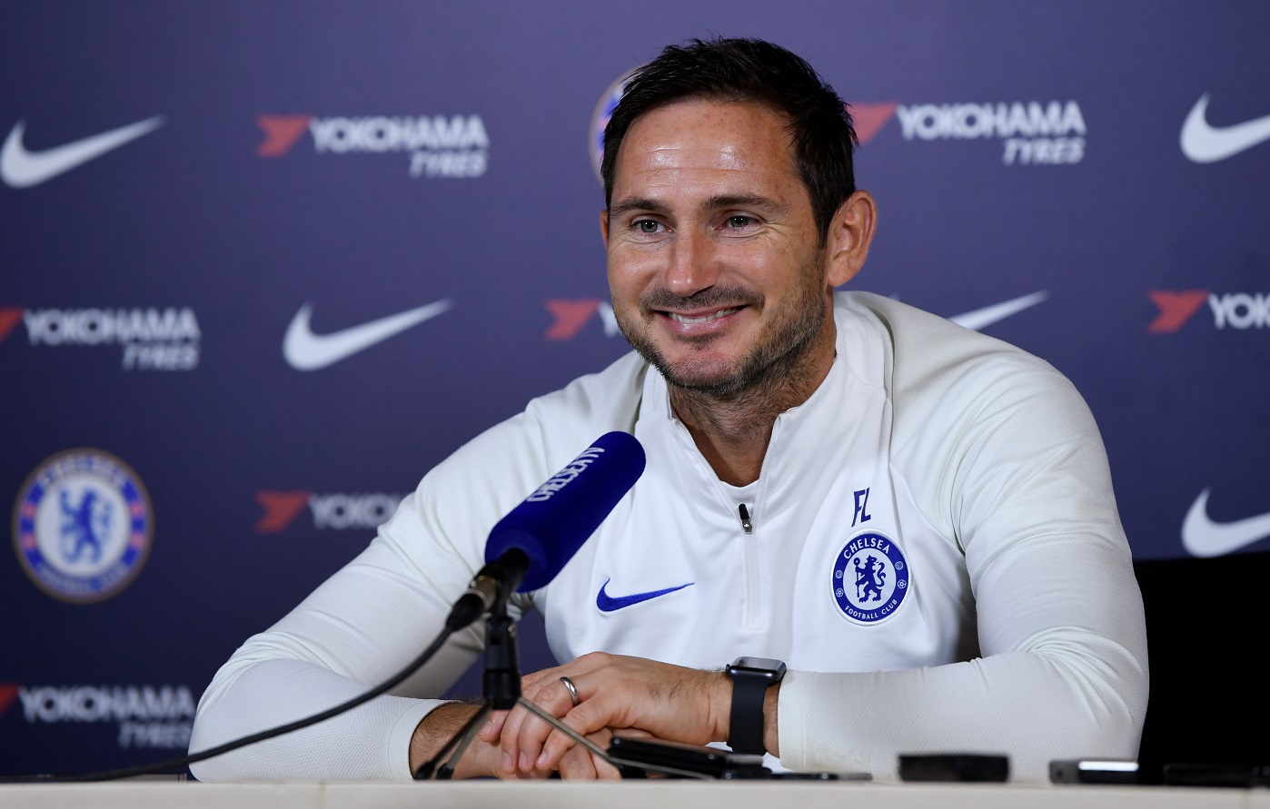 Frank Lampard Discusses His Vision With Chelsea