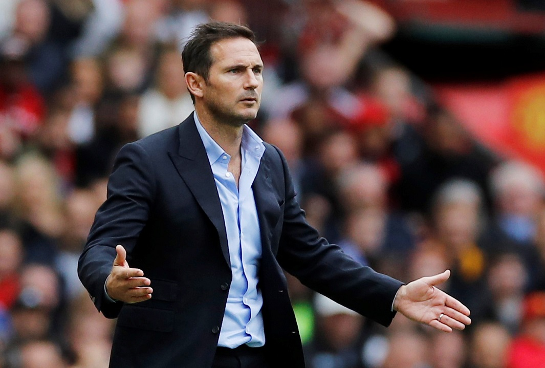 Frank Lampard Warned To Be Careful After David Luiz Sale