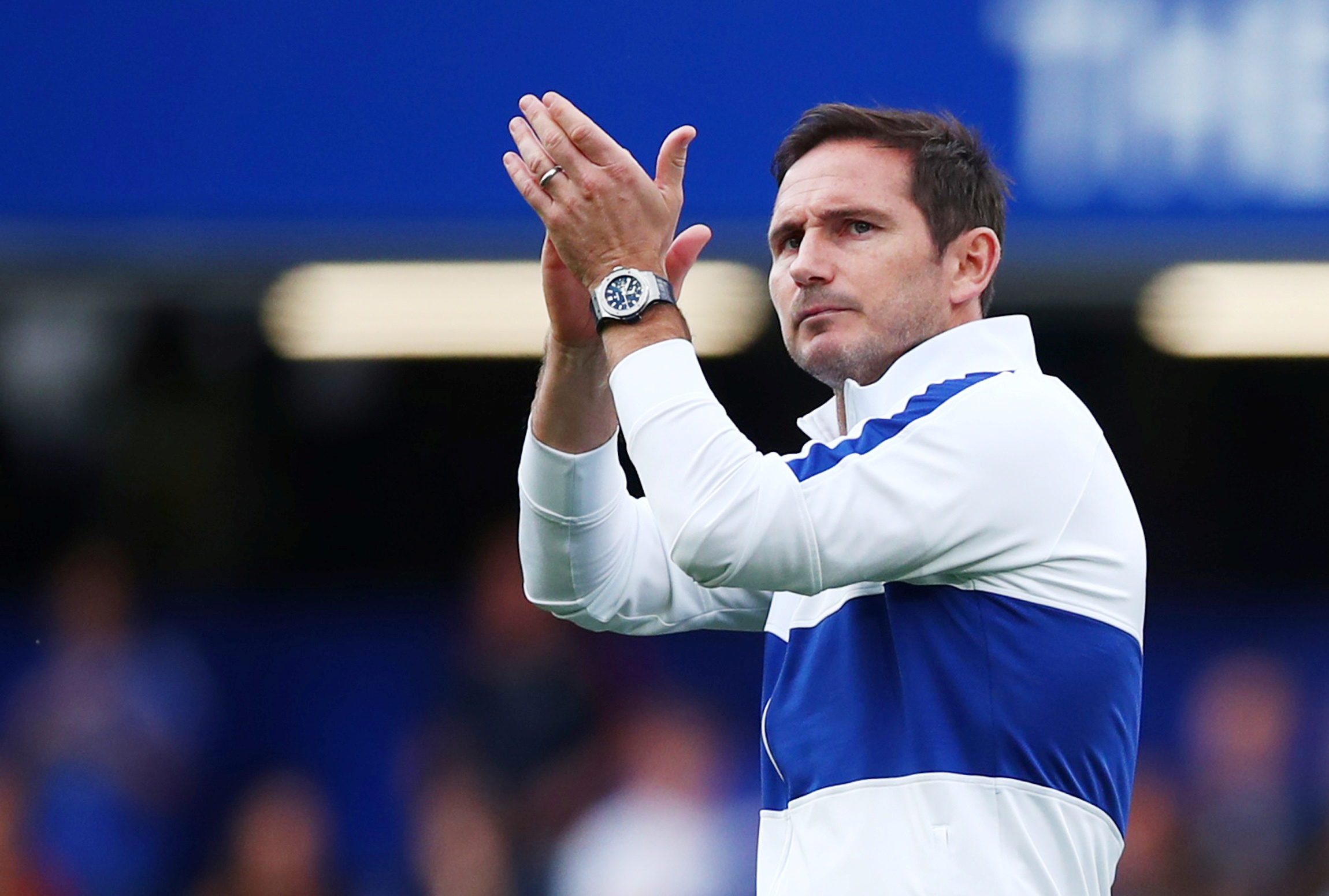 Lampard says Chelsea lacked personality