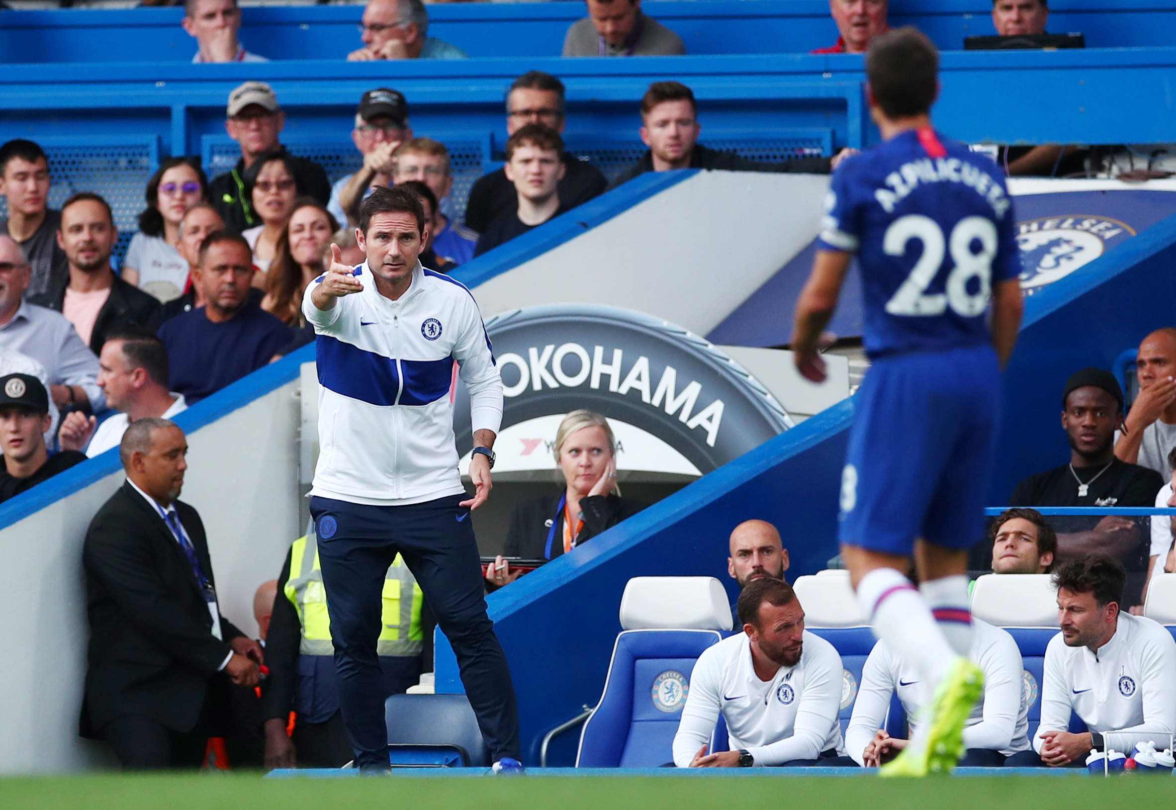 Merson slams Lampard