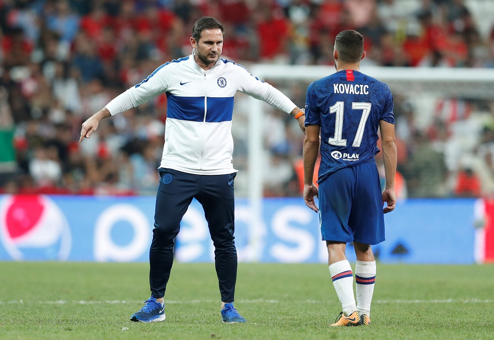 The Biggest Difference Between Sarri And Lampard: Matteo Kovacic