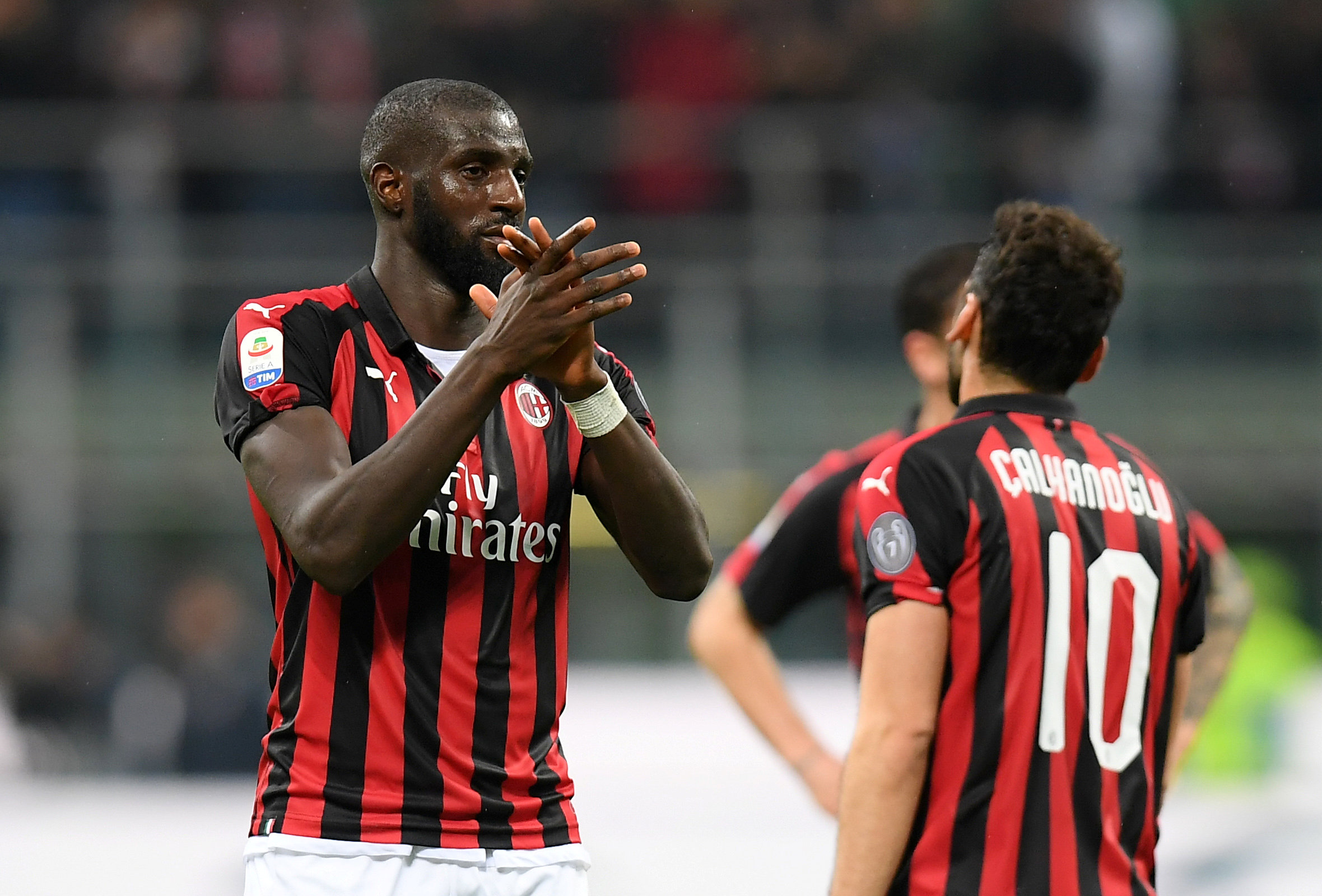 Tiemoue Bakayoko only wants AC Milan return