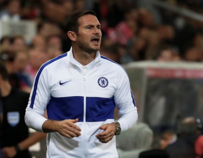 What does Jorginho think of Sarri vs Lampard