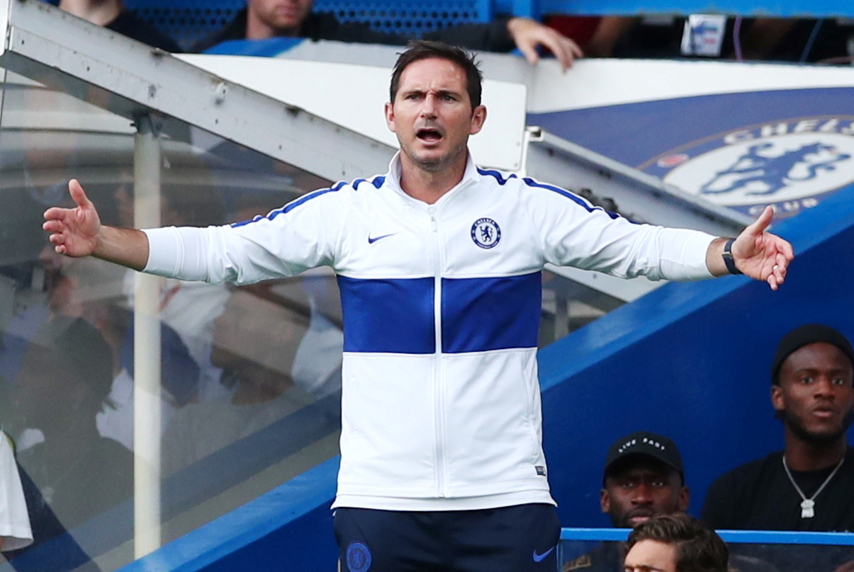 Why Frank Lampard Is Worried About Norwich City Clash