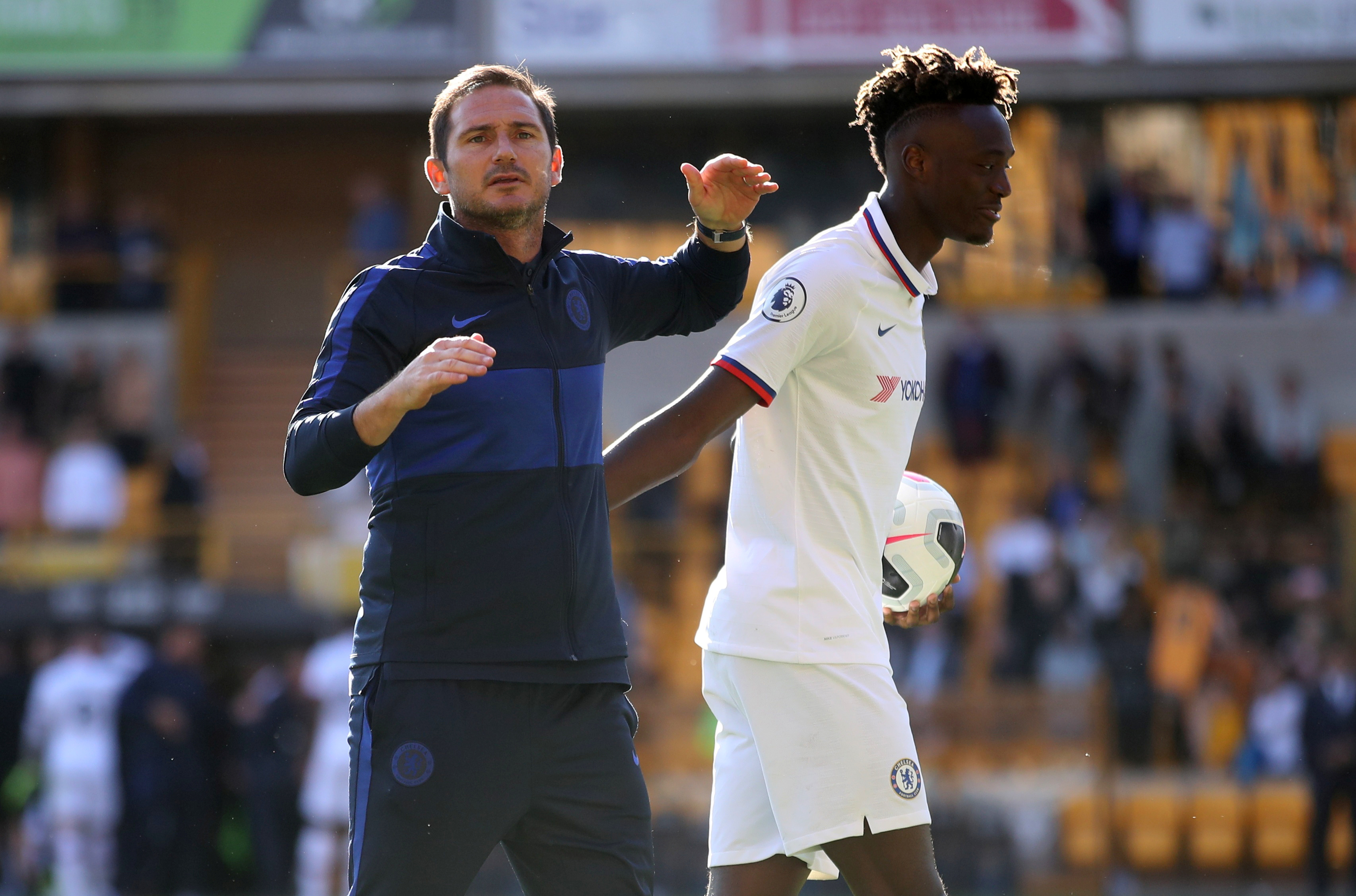 Abraham reveals Lampard inspiration