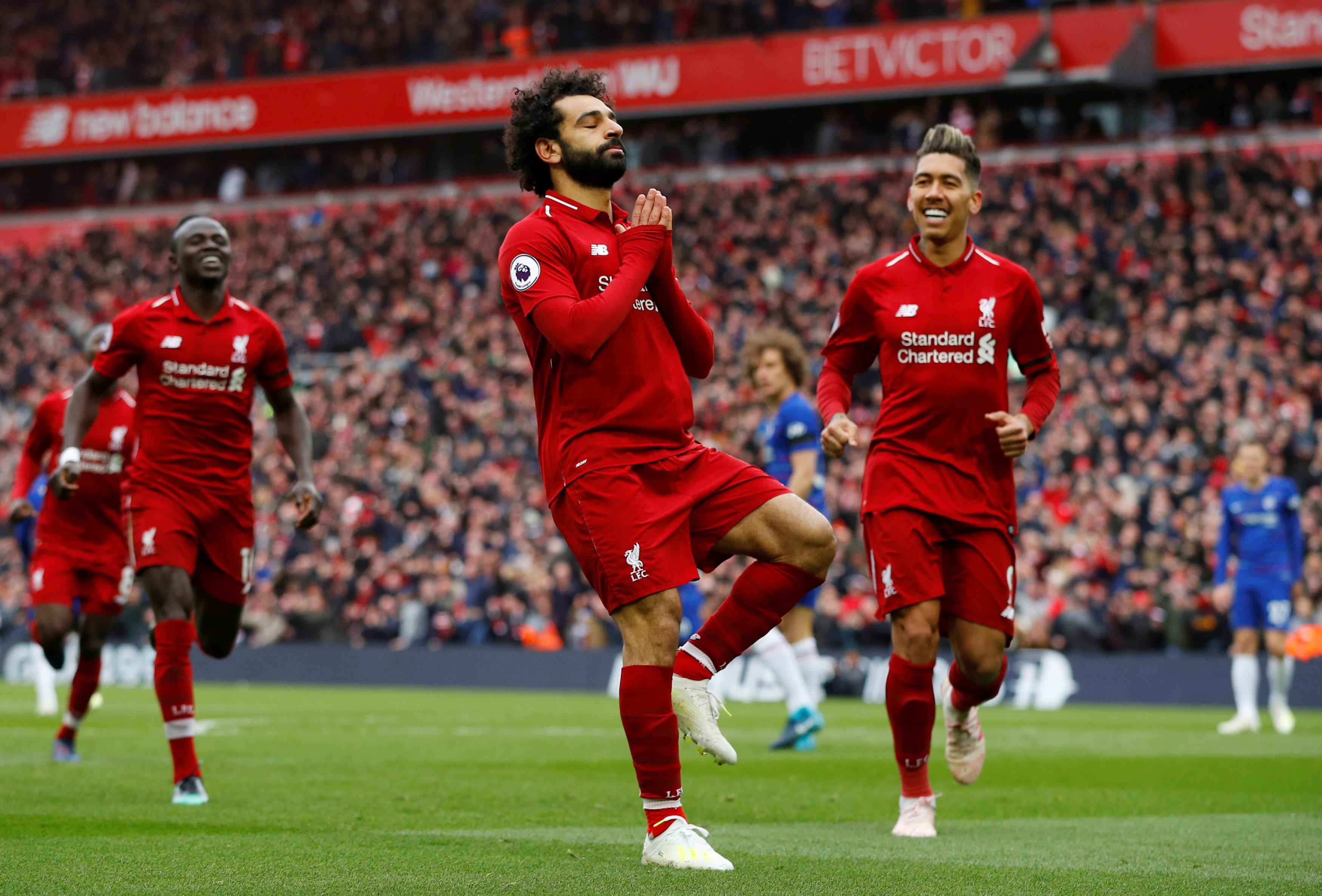 Chelsea vs Liverpool : Last 5 meetings