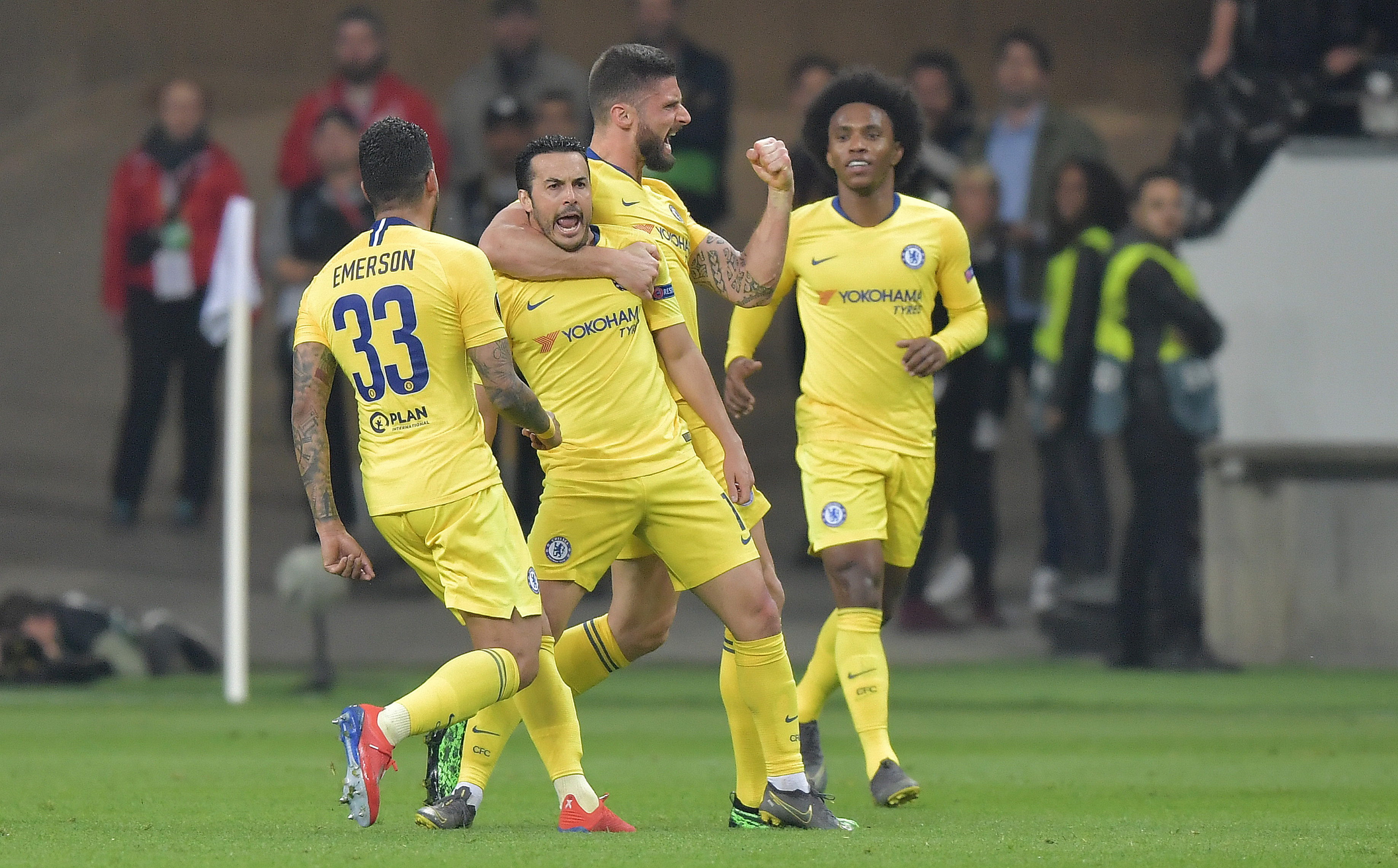 Chelsea forward insists the club are still in a position to challenge for 'titles'