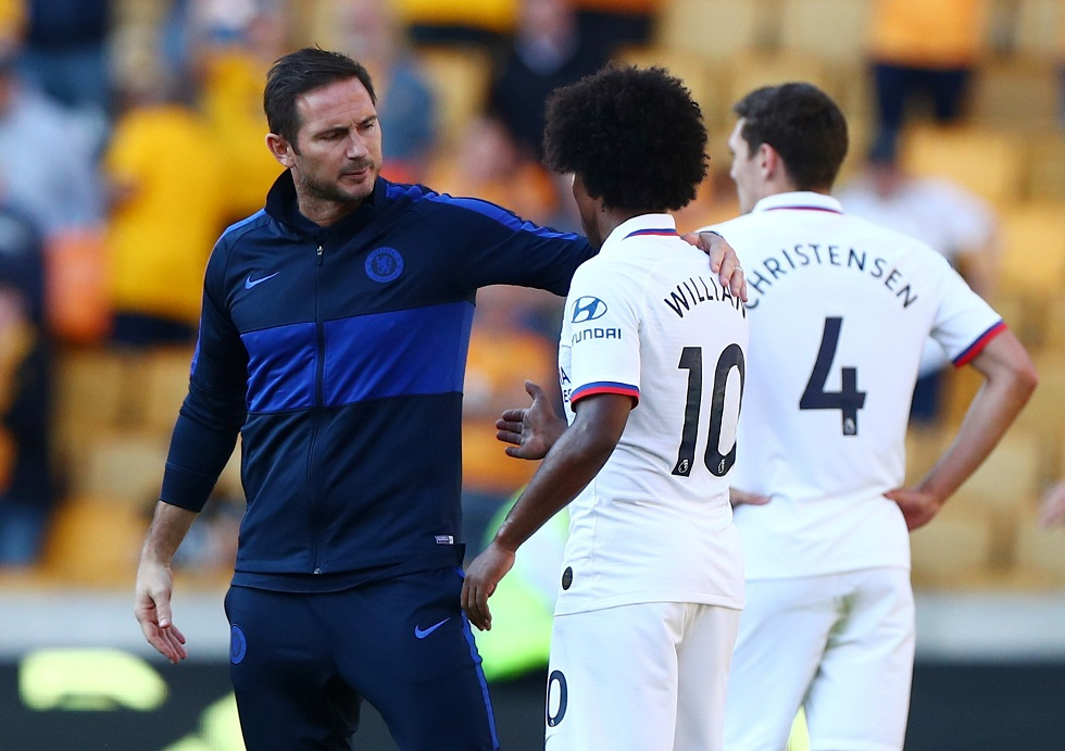 Brazilian Urges Chelsea Board To Be Patient With Frank Lampard