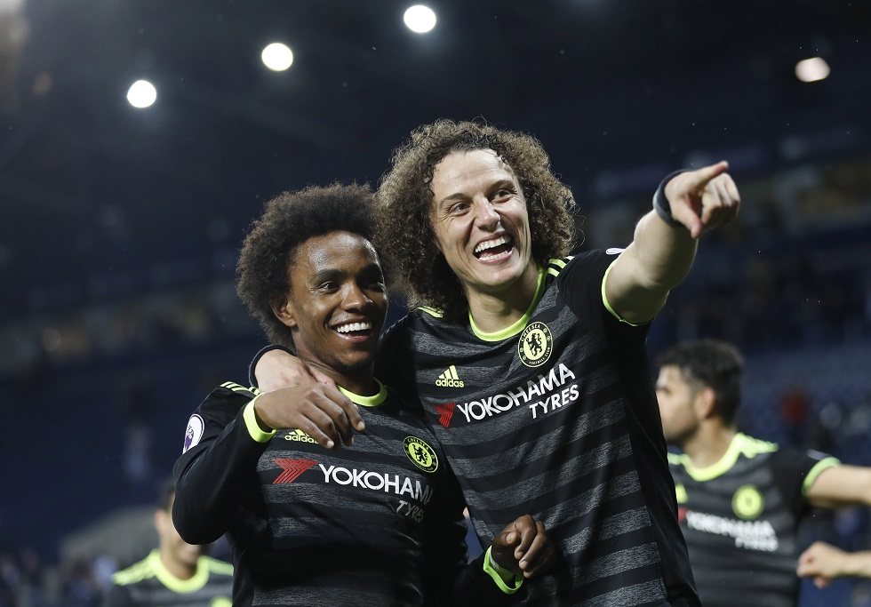 Chelsea Ace Opens Up On Losing David Luiz To Arsenal