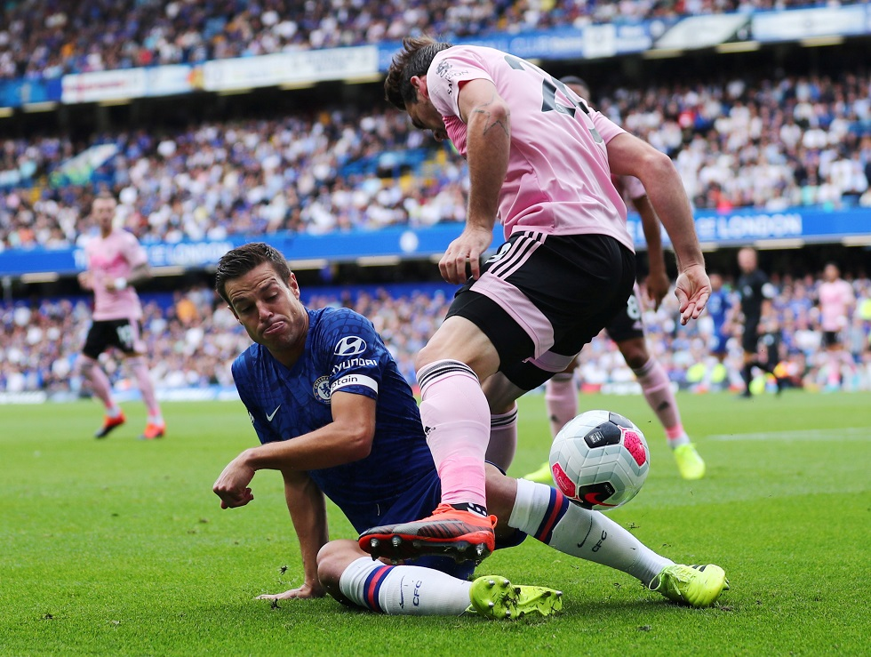 Chelsea Boss Backs Cesar Azpilicueta Despite Poor Form