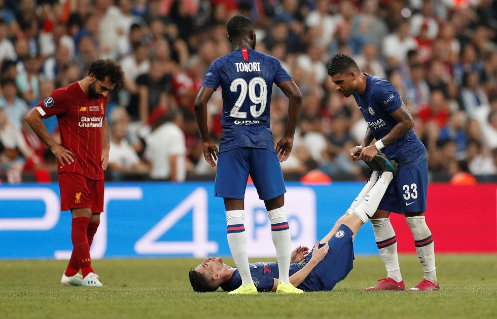 Chelsea Defender Injury Not Too 'Serious'