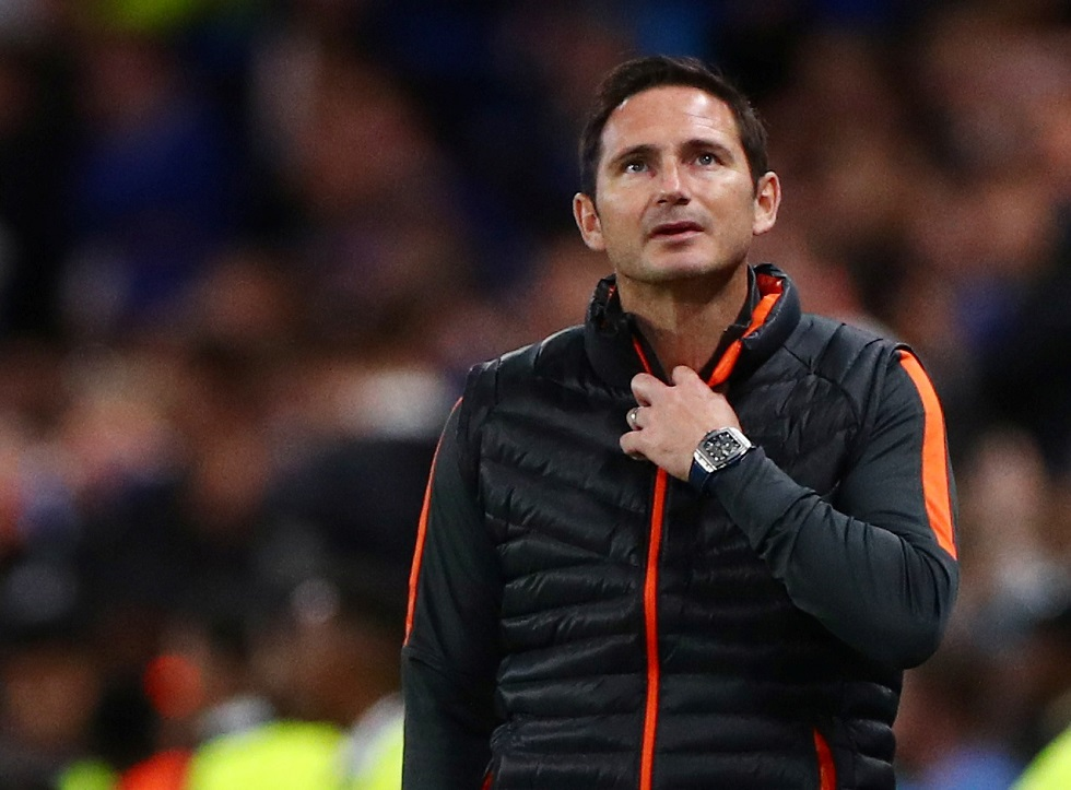 Frank Lampard demands more from Hudson-Odoi