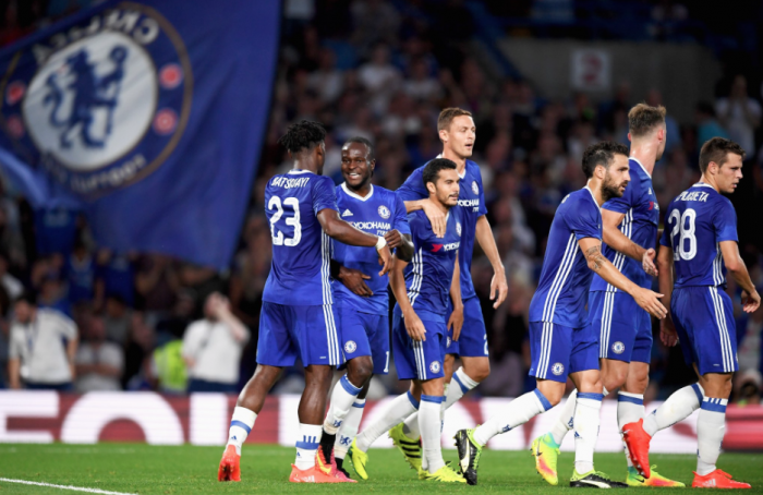 Chelsea FC 2016-2017 Squad - First Team 2016/2017