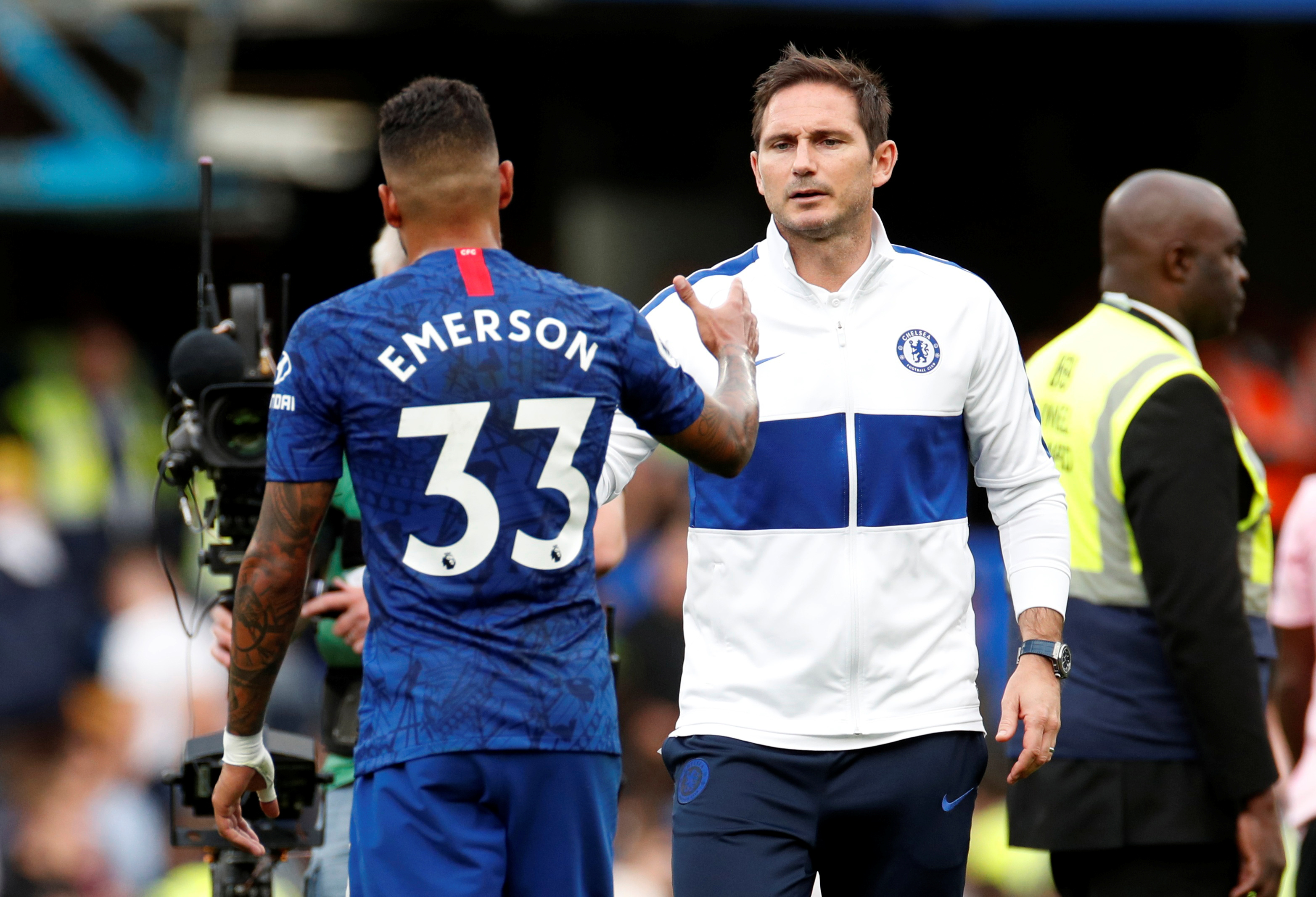 Chelsea face Emerson injury concerns ahead of Wolves clash