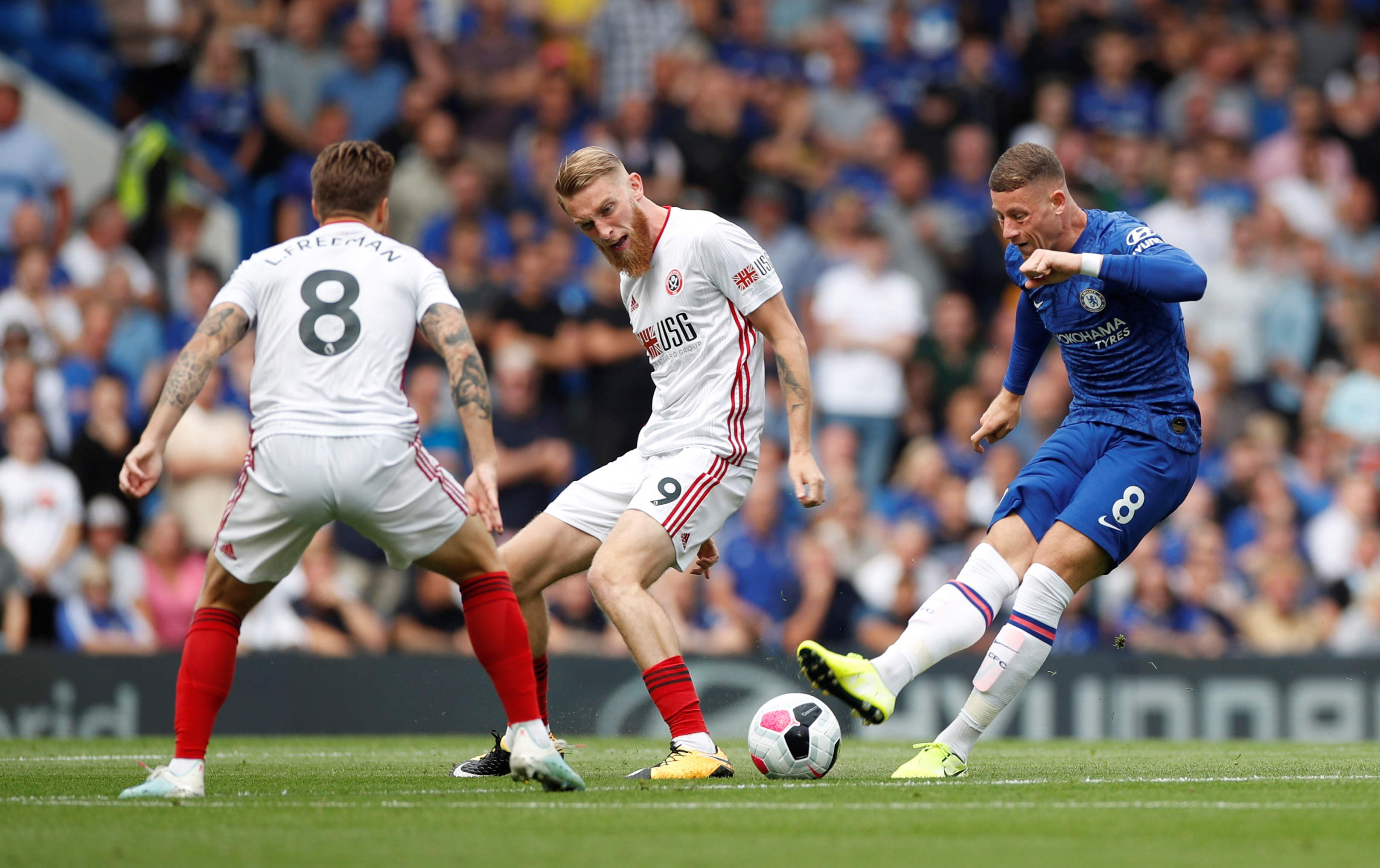 Chelsea star opens up on dressing room talks post Sheffield draw