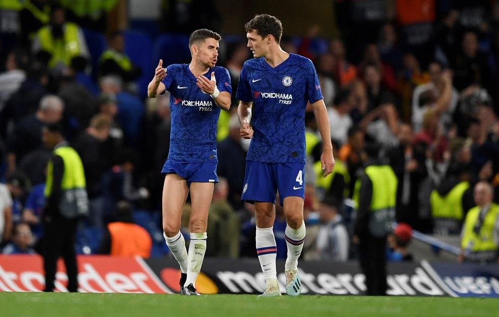 Ex-Chelsea Player Questions Lampard's Jorginho Decision