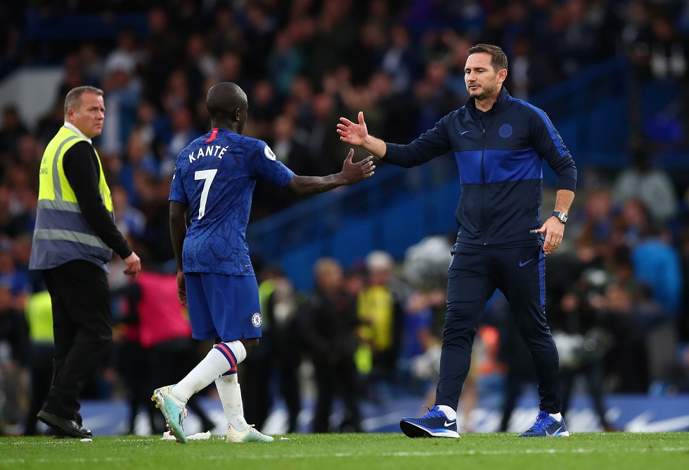 Frank Lampard Hopeful Of Breaking Kante's Injury Curse Against Lille