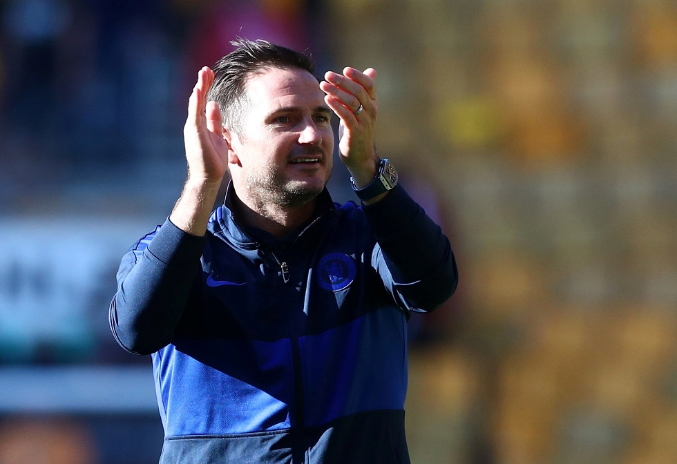 Frank Lampard Reacts To 5-2 Thumping Of Wolves