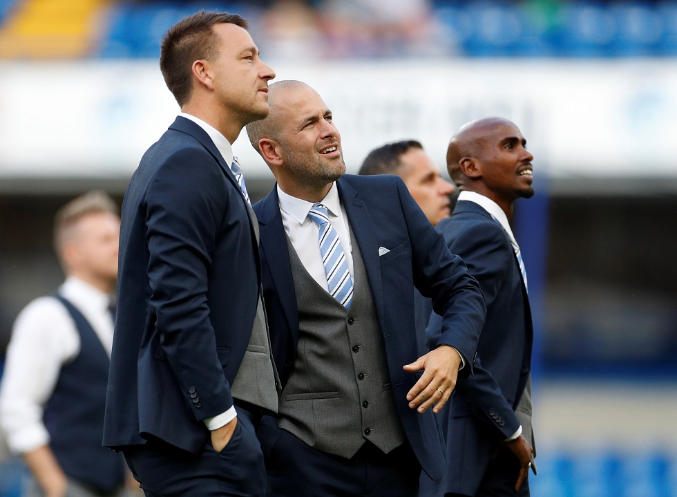 Frank Lampard Should Be Happy With Match Draw: Joe Cole