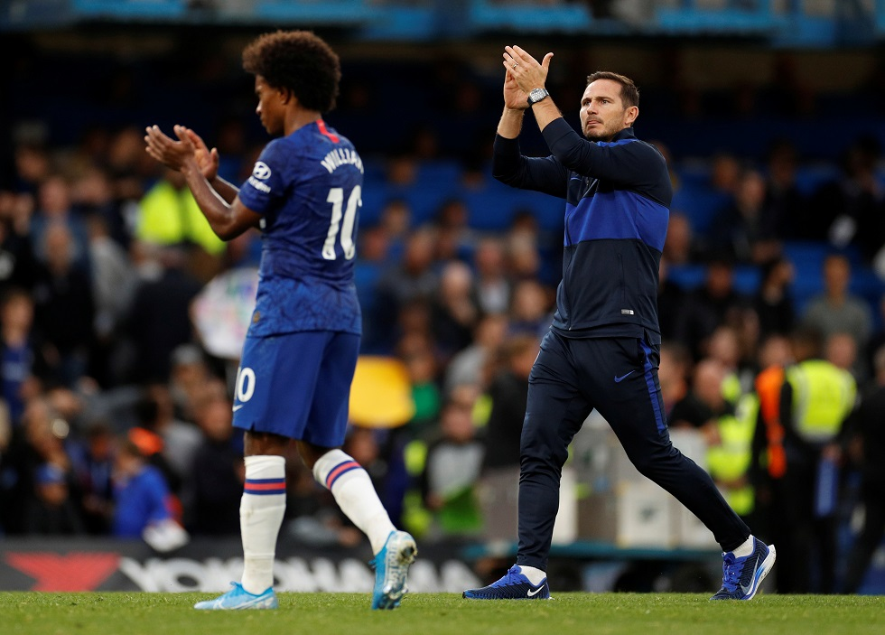 Chelsea manager Frank Lampard told to re-sign ex player