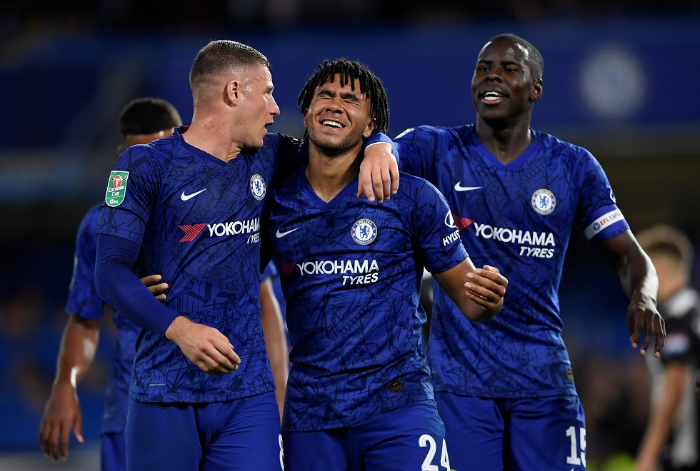 Frank Lampard Urges Chelsea Youngsters To Step Up